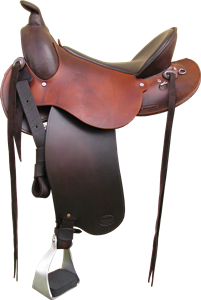 Franco C Saddlery: Endurance/Trail